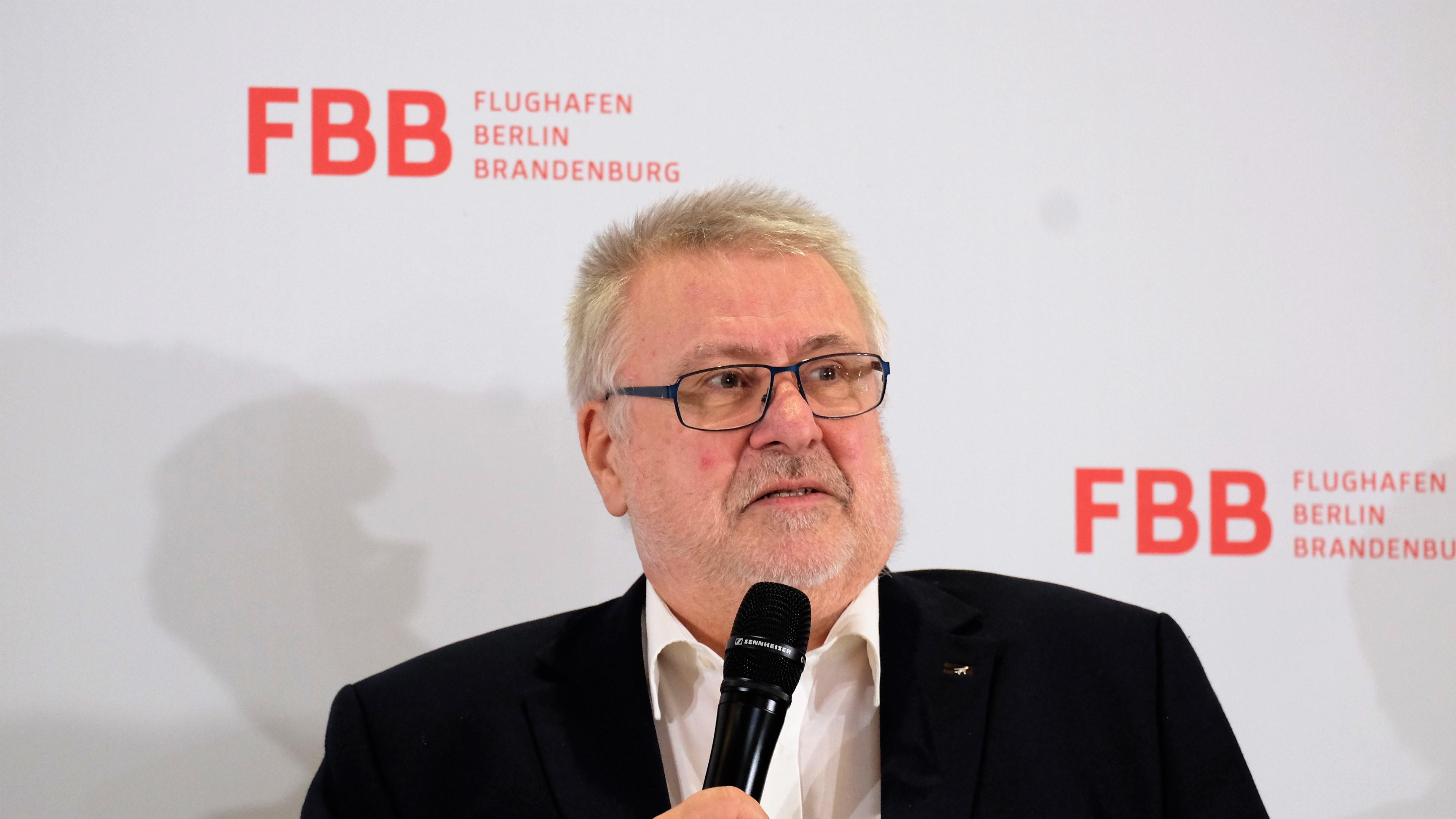BER,Berlin,Lütke Daldrup, Flughafen Berlin Brandenburg ,Brandenburg,News,Nachrichten,Aktuelles,Bosch,Wirtschaftsplan ,Rainer Bretschneider