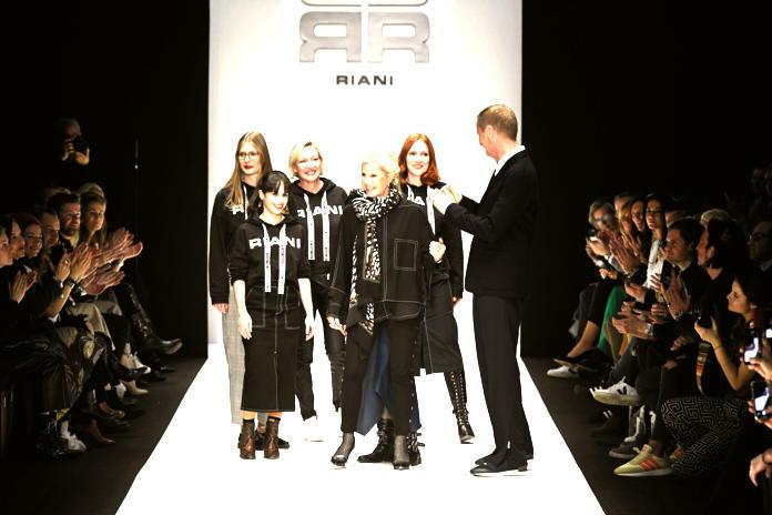 Berlin ,Berliner Fashionweek,Mode,Fashion,Beauty,,Berlin,News,Presse,Aktuelles,Nachrichten,RIANI