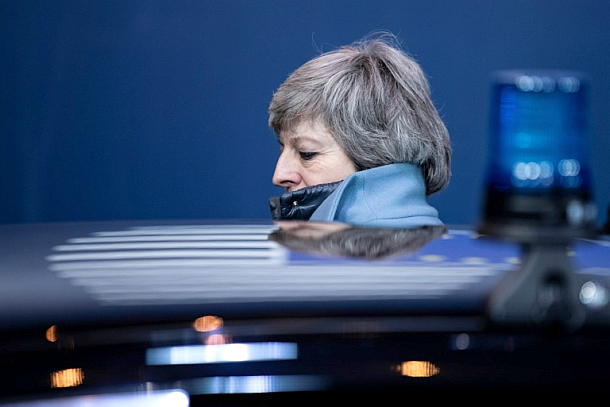 Osterpause,Theresa May,Brexit