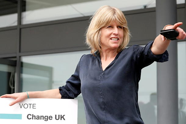 Rachel Johnson,Theresa May,Brexit