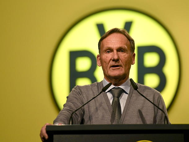 Fußball,Hans-Joachim Watzke,Borussia Dortmund