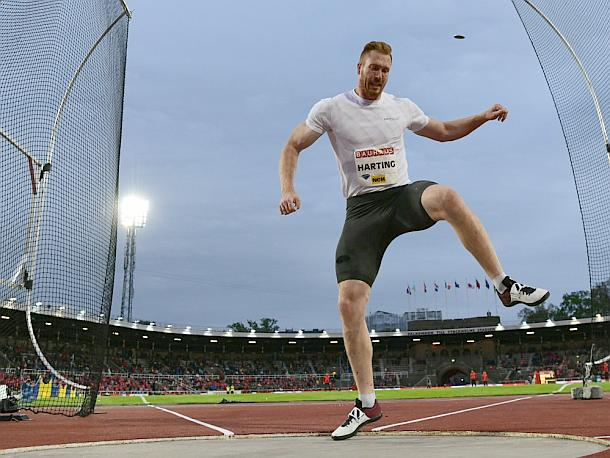 Christoph Harting,Stockholm,Sport,Presse