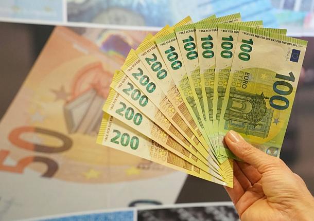 Euronoten,Geld,EZE,Medien,Presse,News