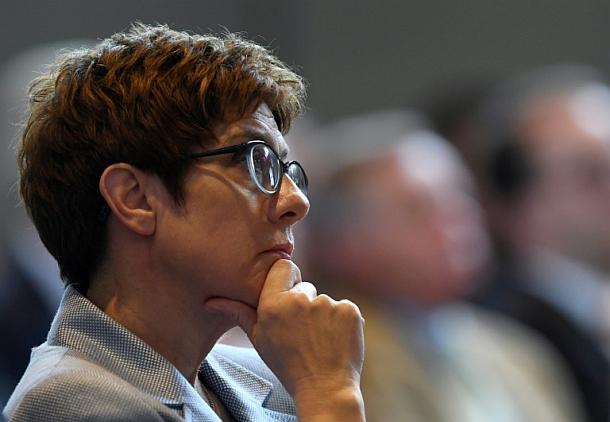 Annegret Kramp-Karrenbauer,Berlin,Politik,Presse,News
