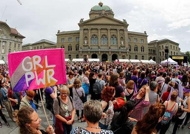 Bern,Frauen,Presse,Medien,News