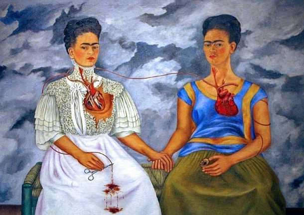 Kunst,Frida Kahlo,Álvaro Gálvez y Fuentes