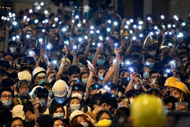 Polizei in Hongkong,Proteste,Presse,News