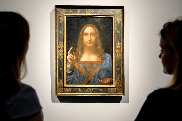 Salvator Mundi,Leonardo da Vinci ,News,Presse,Medien