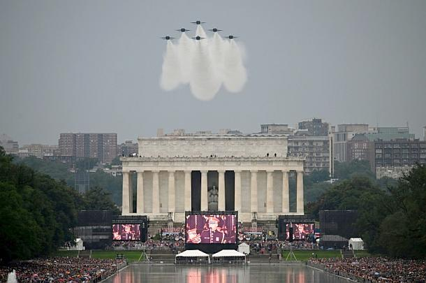 Nationalfeiertag,Lincoln Memorial,Politik,USA