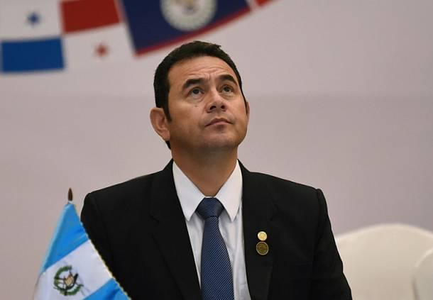 Guatemala,Jimmy Morales,Außenpolitik,Presse,News