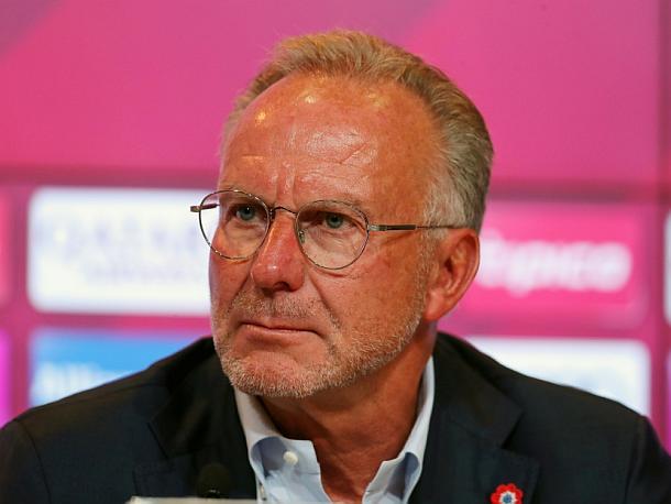 Karl-Heinz Rummenigge,Sport,News,Presse,Medien,für