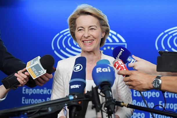 Ursula von der Leyen,Berlin,Politik,Presse,News
