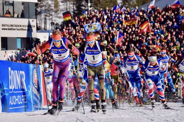 Biathlon Weltcup, Lisa Hauser,Sport,News,Medien,Presse