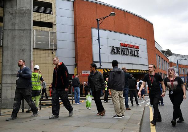 Manchester,Stichattacken,Arndale,Presse,News,Medien,Aktuelle
