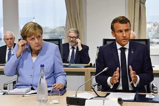 Angela Merkel ,Emmanuel Macron,Paris,Brexit ,Presse,News,Medien,Aktuelle