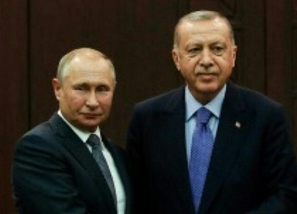 Wladimir Putin,Syrien,Politik,Recep Tayyip Erdogan,Presse,News,Medien,Aktuelle
