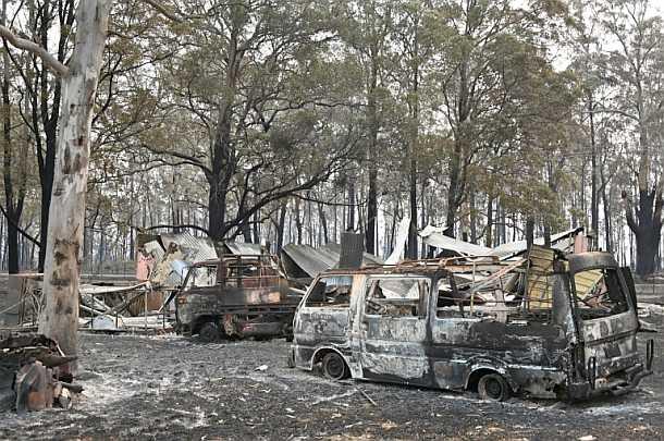 Australien,Sydney,Buschbrände,Down Under,Presse,News,Medien,Aktuelle