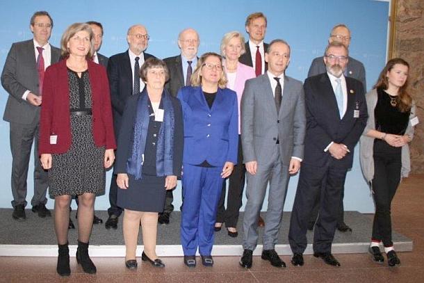 Berlin,Heiko Maas,Svenja Schulze,COP 25,Presse,Politik,Medien