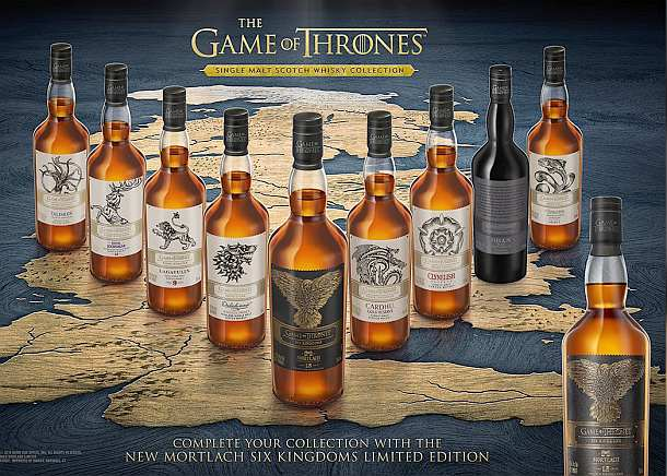 Game of Thrones Whisky,Malt Scotch Whisky,Presse,News,Medien,Aktuelle,Nachrichten