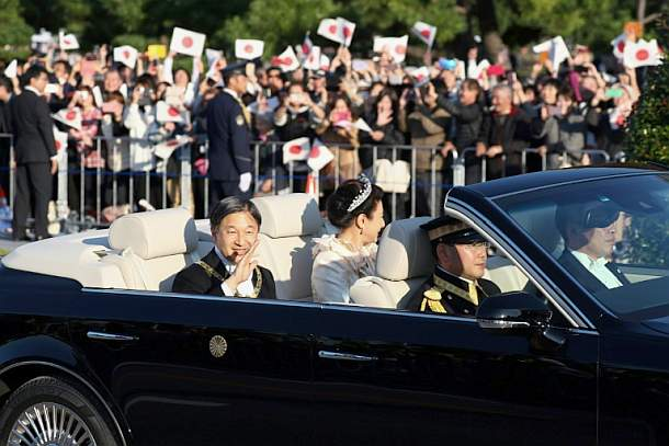 Tokio,Kaiser Naruhito,Medien,Presse,Aktuelle,Kaiserin Masako
